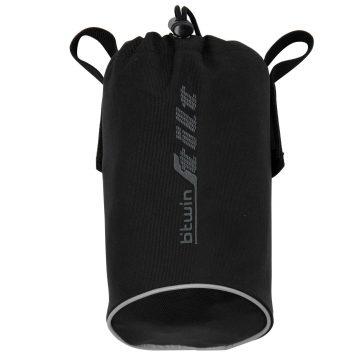 Btwin Bescherm- en transporthoes voor vouwfiets