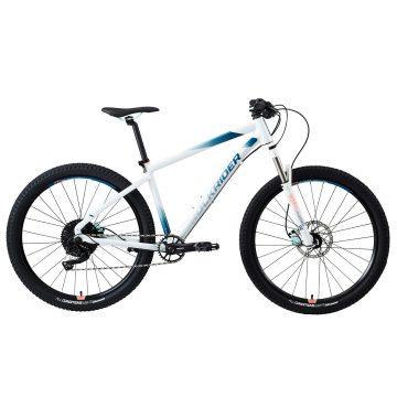 "Btwin Mountainbike dames ST 900 27.5"" 1x11 speed sram/microshift wit"