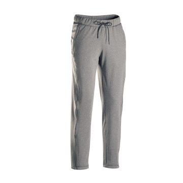 Domyos Broek voor zachte yoga heren grijs