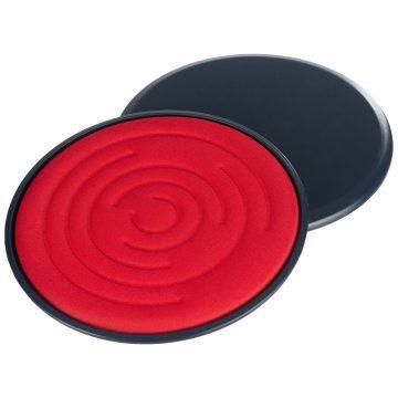 Domyos Sliders SL 500 blauw en rood