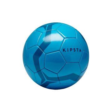 Kipsta Voetbal First Kick maat 3 (tot 8 jaar) blauw