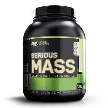 Optimum nutrition em Serious Mass vanille 2