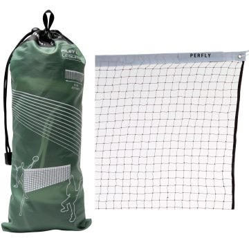 Perfly Badmintonnet recreatief bruin