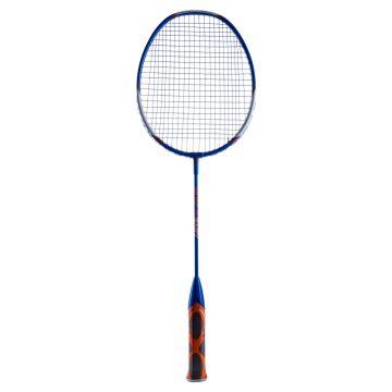 Perfly Badmintonracket voor kinderen BR 160 Easy Grip blauw
