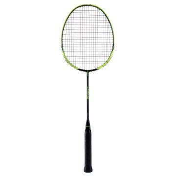 Perfly Badmintonracket voor kinderen BR 800 geel 100% grafiet