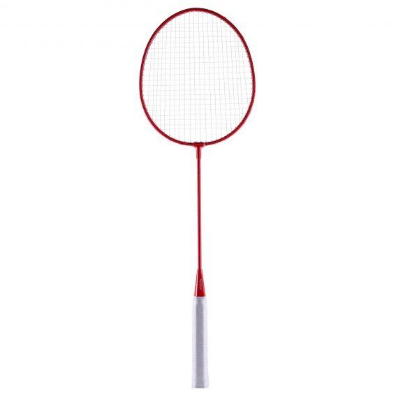 Perfly Badmintonracket voor recreatief outdoor gebruik Free rood