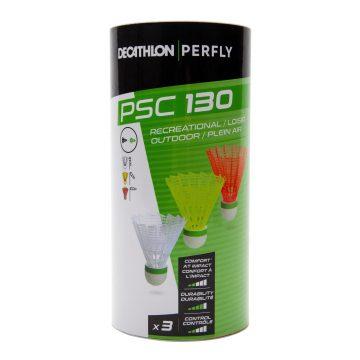 Perfly Badmintonshuttles voor buiten x3