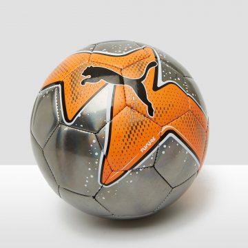 Puma future pulse voetbal zilver/oranje