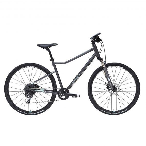 Riverside Hybride fiets Riverside 900 groen