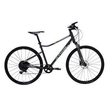 Riverside Hybride fiets Riverside 920 antraciet