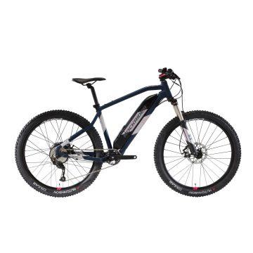 """Rockrider Elektrische mountainbike dames E-ST 500 blauw 27.5"""""""