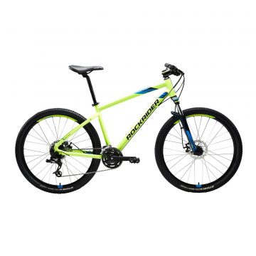 "Rockrider Mountainbike ST 520 27.5"" 3x8 speed microshift/sram"