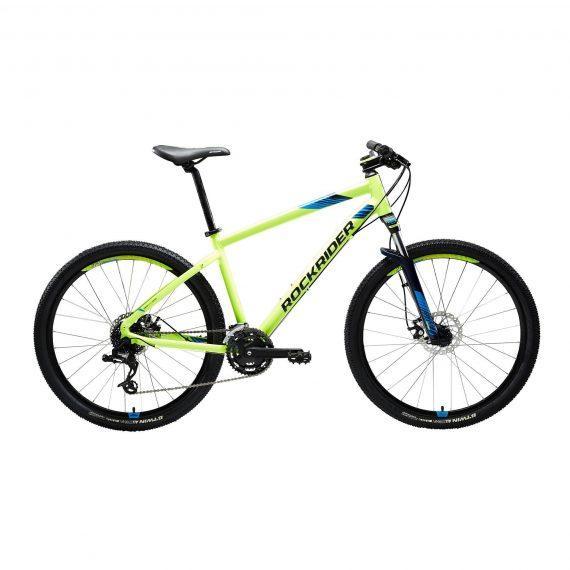 "Rockrider Mountainbike ST 520 27.5"" 3x8 speed microshift/sram"
