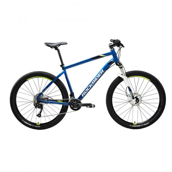 "Rockrider Mountainbike ST 540 27.5"" 2x9 speed microshift/shimano"