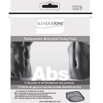 Slendertone Elektroden voor buikspiergordel ABS