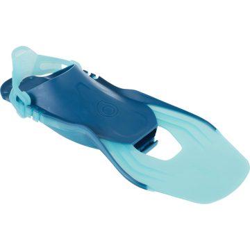 Subea Verstelbare zwemvliezen voor kinderen SNK 100 turqoise