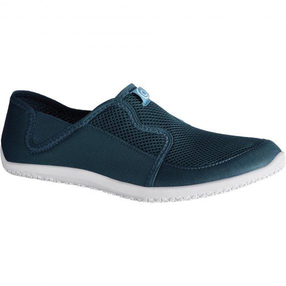 Subea Waterschoenen voor volwassenen Aquashoes 120 donkerblauw