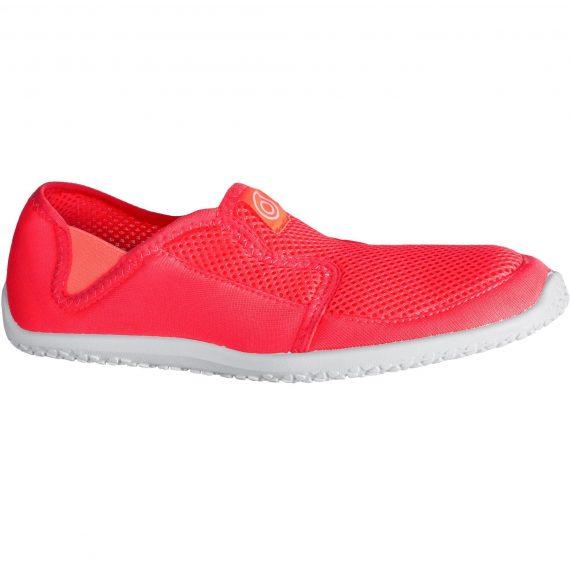 Subea Waterschoenen voor volwassenen Aquashoes 120 roze