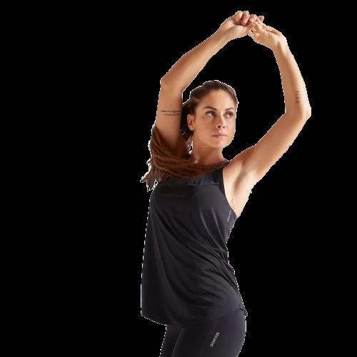 fitness top decathlon vrouw