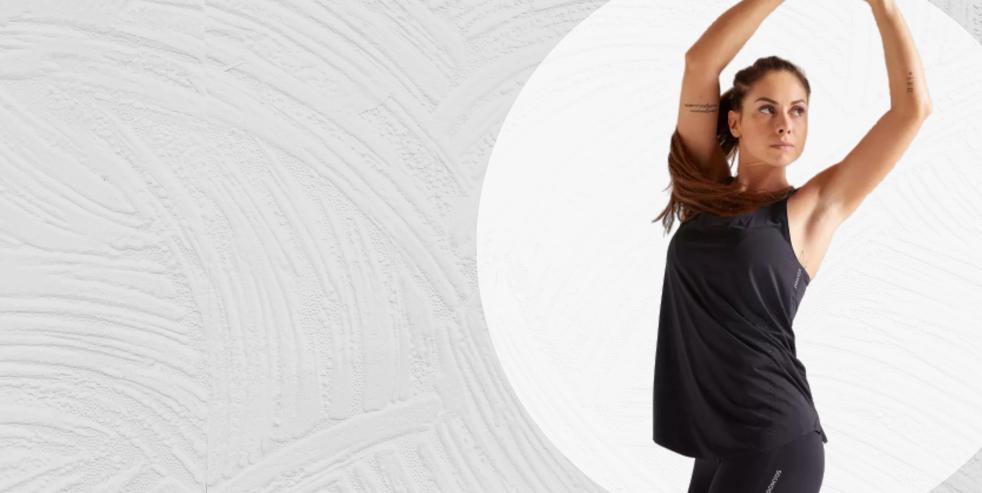 online sportwereld slider kleding vrouw