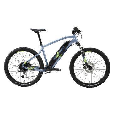 """Rockrider Elektrische mountainbike E-ST 100 blauw 27.5"""""""
