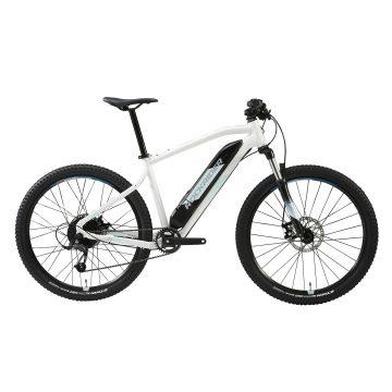 """Rockrider Elektrische mountainbike dames E-ST 100 27.5"""" wit"""