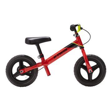 Btwin Loopfiets Run Ride voor kinderen - 10 inch loopfietsje MTB