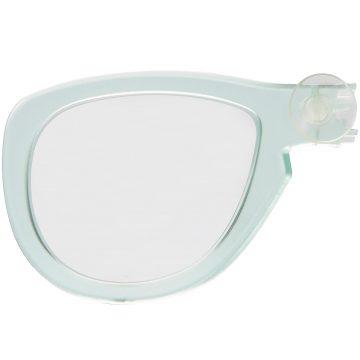Subea Corrigerend glas rechts bijziendheid voor snorkelmasker Easybreath muntgroen