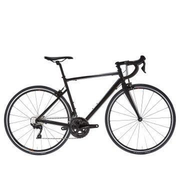 Van rysel Racefiets / wielrenfiets EDR AF Shimano 105 zwart