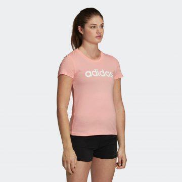 Adidas T-shirt voor dames roze