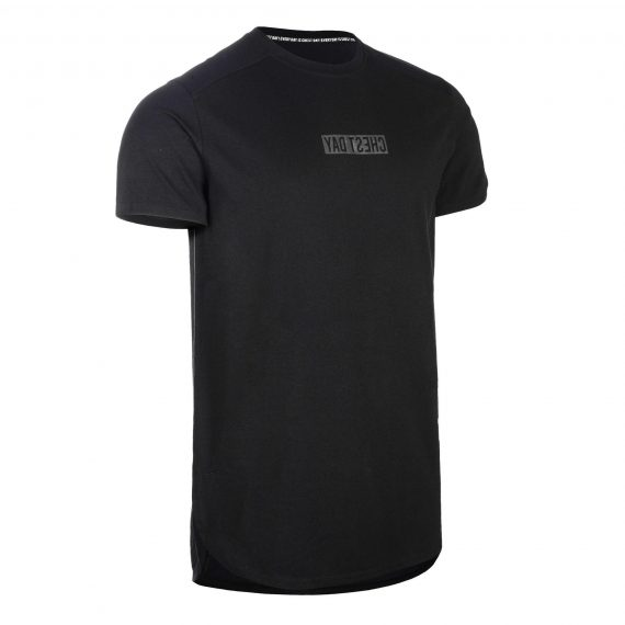 Domyos T-SHIRT VOOR KRACHTTRAINING CHEST DAY