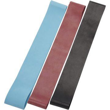 Nyamba Miniweerstandbanden van rubber set van 3