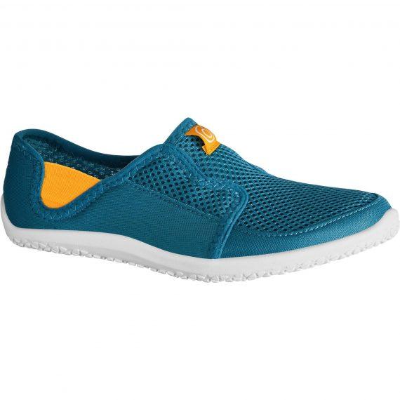 Subea Waterschoenen kind Aquashoes 120 blauw/geel