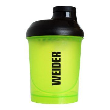 Weider Shaker 300 ml groen