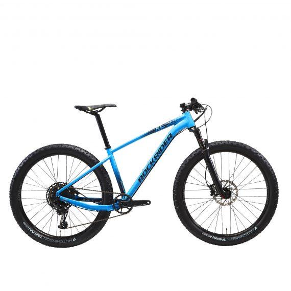 "Rockrider Cross country mountainbike XC 500 27.5"" PLUS"