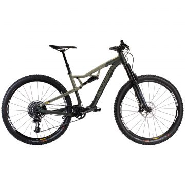 Rockrider Mountainbike all-mountain 500S 29""