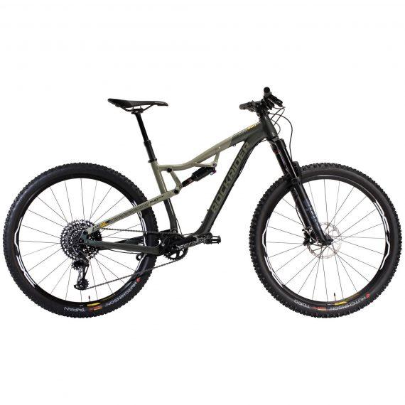 "Rockrider Mountainbike all-mountain 500S 29"""